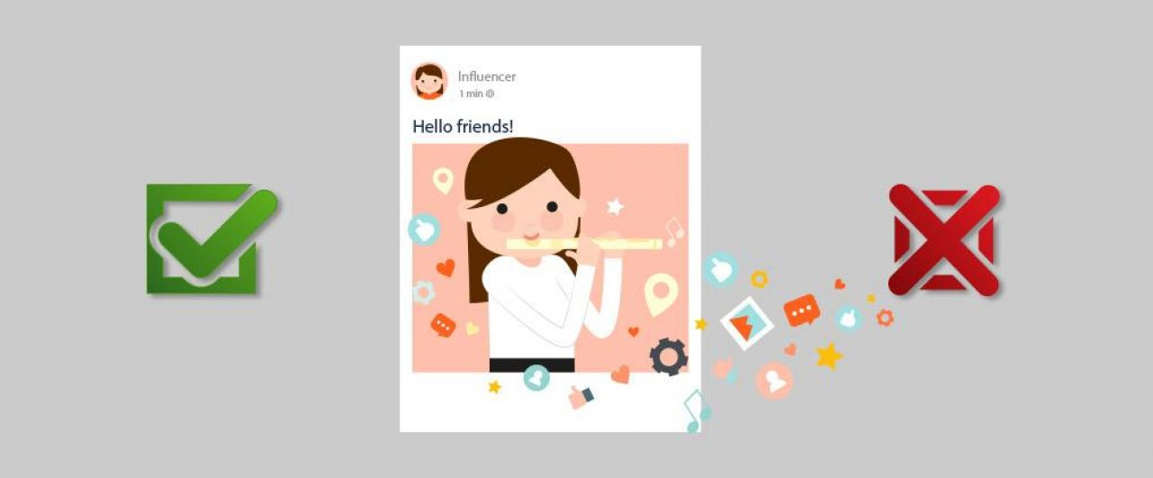 Do and Do not of Working with Social media Influencers