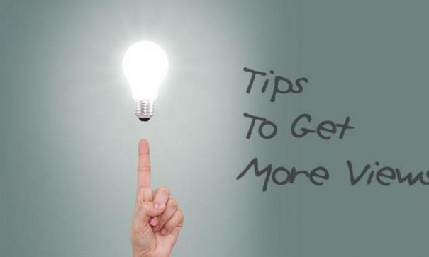 Tips To Get More Views on YouTube videos - 2