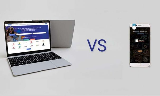 Web Browser Vs Mobile apps, Which One Is Better? - 2