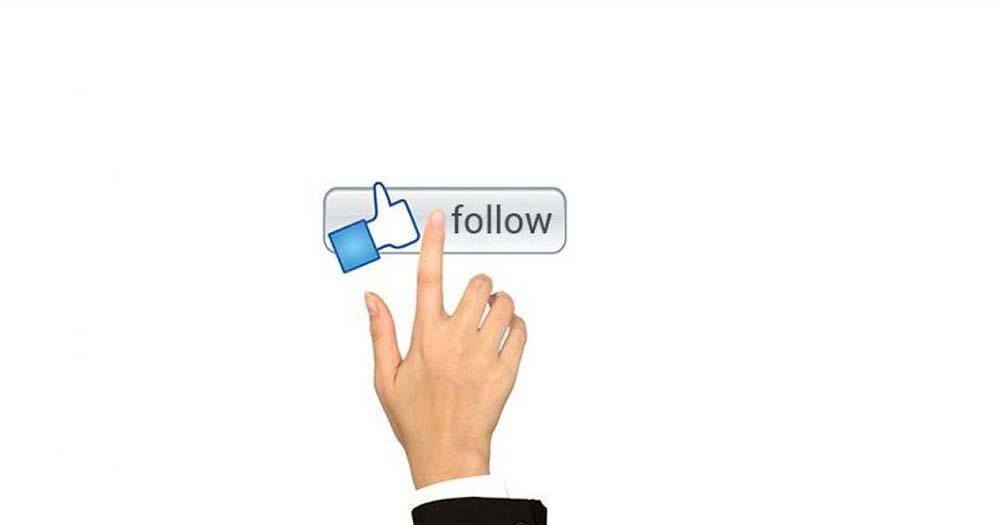 Always Follow Back: