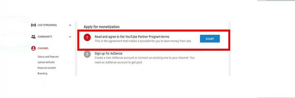 monetize your YouTube videos.