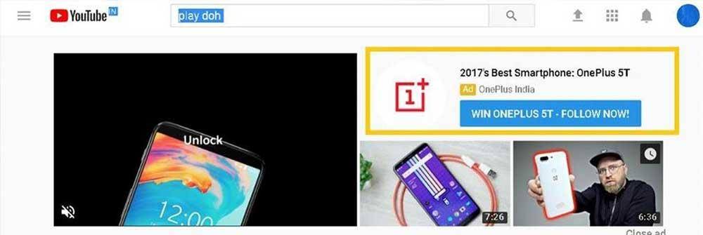 OverLay Display Ads