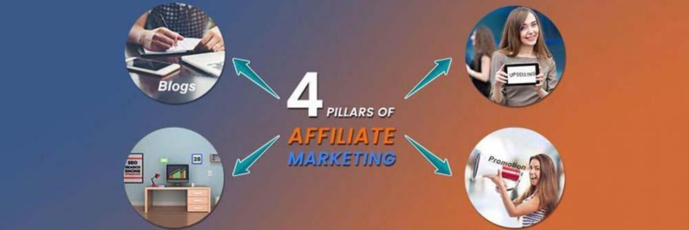 Pillars of Affiliate Marketing