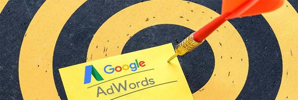 Target the Audience with AdWords