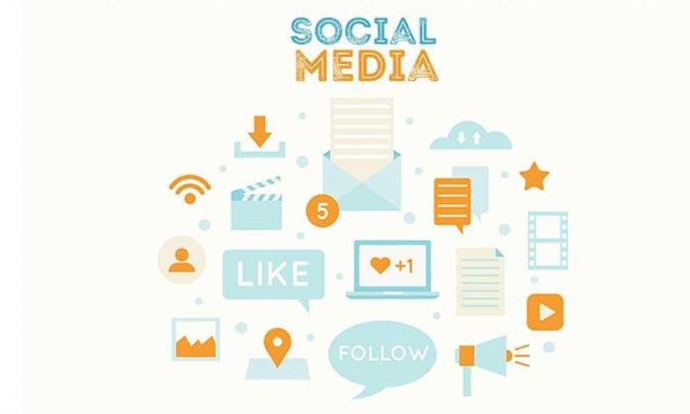 Think social and online